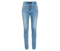 Jeggins 'Debora' blue denim