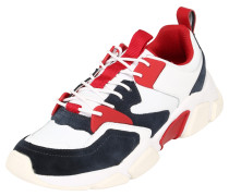Sneaker 'chunky Material MIX Sneaker'