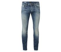Jeans 'JJGlenn Original JJ 887' blau
