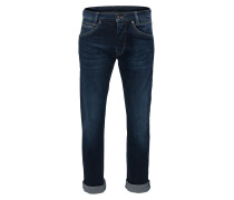 Jeans 'Spike' dunkelblau