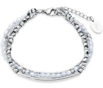 Armband '2018349' grau / silber
