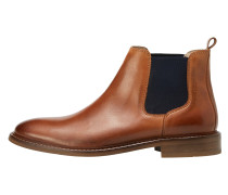 Chelsea-Boots braun