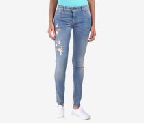 Jeans 'Loizo Workej' blue denim