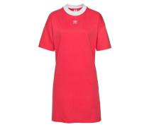 Jerseykleid 'trefoil Dress' pink