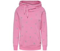 Print Sweatshirt pink