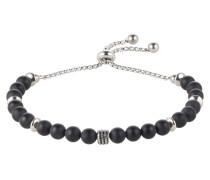 Armband 'Bead' schwarz