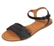 Sandalen 'lara' schwarz