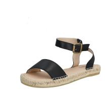Sandale 'Nimes' schwarz