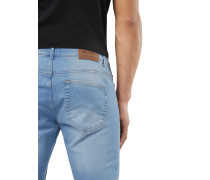'Spun Light Blue' Slim Fit Jeans