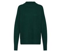 Pullover 'Georgie' grün / dunkelgrün