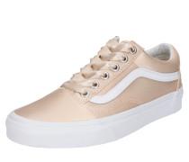 Sneaker 'UA Old Skool' gold / rosé / weiß