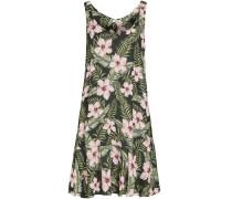 Kleid 'Duchess' grün / rosa