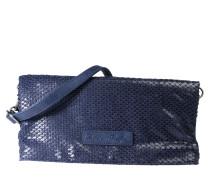 Foldover Bag 'Ronja' dunkelblau