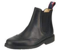 Chelsea Boots 'Hobart' schwarz