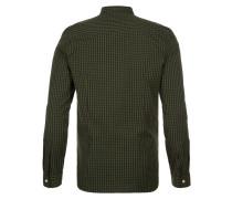 Hemd grün / schwarz