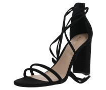 Sandale 'Nyderia' schwarz