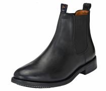 Chelsea Boots 'nevada' schwarz
