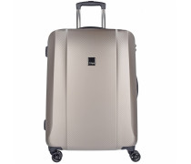 Trolley 'Xenon Deluxe' 71 cm champagner