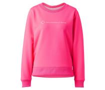 Sweatshirt neonpink