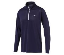Sweatshirt 'evoKNIT' nachtblau