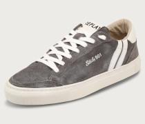 Sneaker 'roseburg' rauchgrau / naturweiß