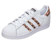 Superstar Sneaker Damen weiß