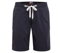 Shorts 'sunscorched Short' navy