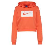 Sweatshirt 'hoodie Swsh' rot