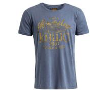 Shirt 'tazz' himmelblau