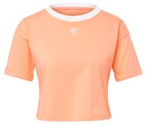 'Das Crop-Top ' orange