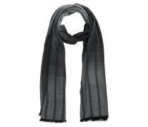 Schal schwarz / grau