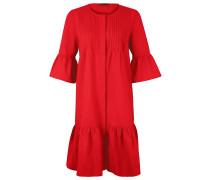 Kleid rostrot