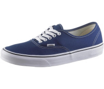 'Authentic' Sneaker dunkelblau