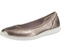 Ballerinas 'Sense Warm Grey Lyra Metallic'