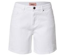 Shorts 'phine' weiß