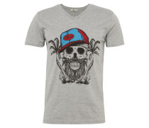 T-Shirt 'Joketa' grau