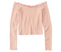Shirt 'LS Cozy Fashion' creme