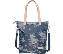 Kalyssa Handtasche beige / blau