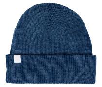 Mütze 'Quartz' blau