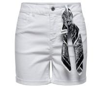 Shorts 'onlhope' weiß