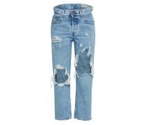 Jeans 'aryel' blue denim