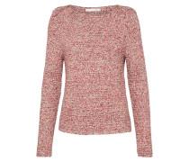 Pullover rosé / rot