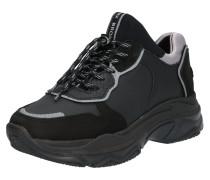 Sneaker 'Baisley' lila / schwarz