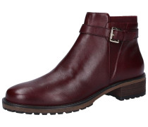 Ankle Boot 'Ilastic' bordeaux
