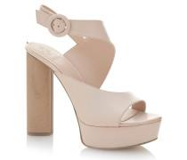 Sandalette 'makenna' puder