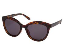 Sonnenbrille 'Tulia' braun