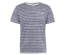 T-Shirt 'NOS-striped Aop'