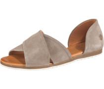 Sandale 'Chiusi' grau