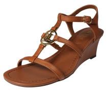 Sandale 'Elina' braun