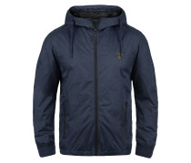 Windbreaker 'Matt' blau